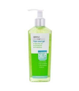 Gentle Purifier Face Wash Gel For Oily Skin -